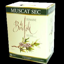 Domaine de Bois Joli BIB 5L - Muscat sec