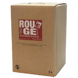 Vin de France rouge - Cave de Rabelais - Bag-in-Box® de 5 litres