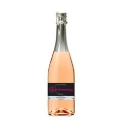 """""""Gourmandise""""Mousseux doux rosé"""